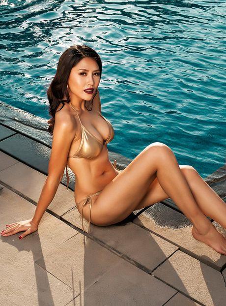 Nguyen Thi Loan 'ban nude' ngay khi quy dinh cam chup anh khoa than duoc bai bo - Anh 5