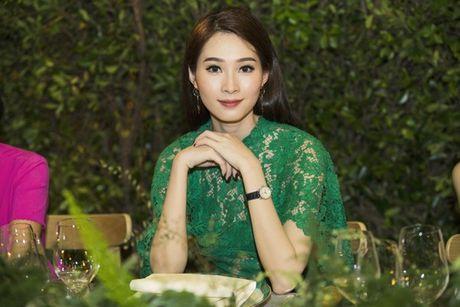 Hoa hau Dang Thu Thao hoan thanh xong tam bang dai hoc - Anh 3
