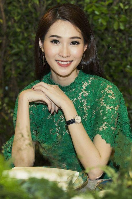 Hoa hau Dang Thu Thao hoan thanh xong tam bang dai hoc - Anh 4