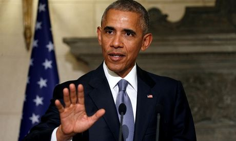 Ban tin 20H: Ong Obama chi trich ba Hillary chua no luc tranh cu - Anh 1