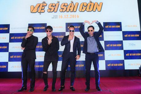 Thai Hoa va 3 chang 've si Sai Gon' bat ngo xuat hien tai Ha Noi - Anh 2