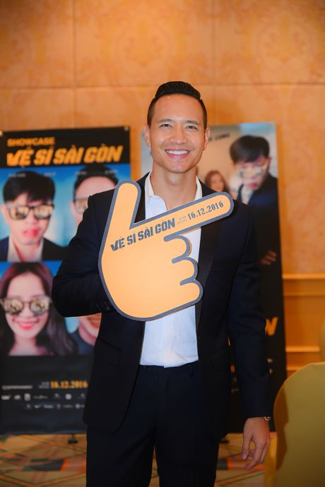 Thai Hoa va 3 chang 've si Sai Gon' bat ngo xuat hien tai Ha Noi - Anh 4