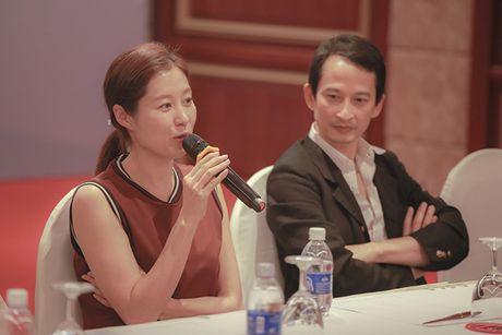 Do Hai Yen 'hoi ngo' dao dien Tran Anh Hung - Anh 3
