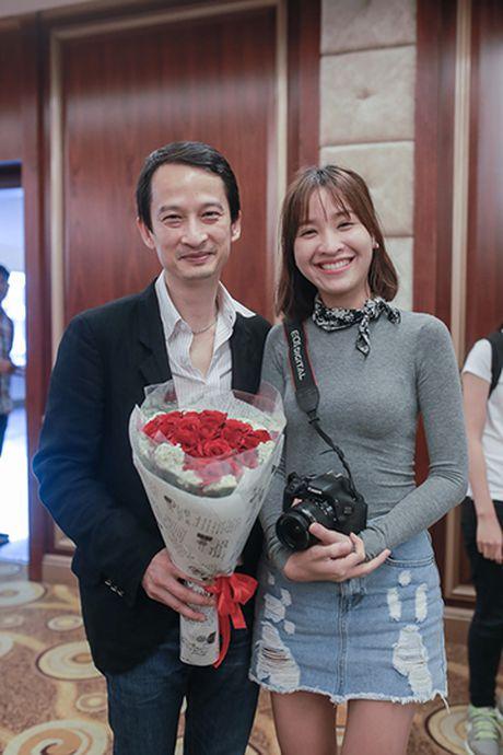 Do Hai Yen 'hoi ngo' dao dien Tran Anh Hung - Anh 6