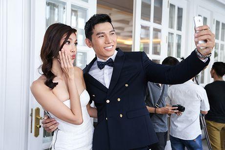 Lan Khue goi cam rang ro ben Ho Ngoc Ha - Anh 6