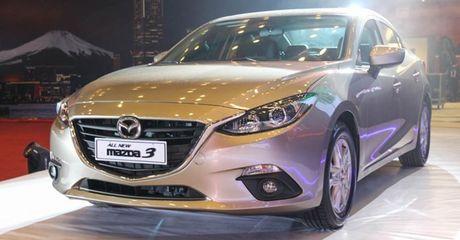Mazda 3 trieu hoi hon 16.000 xe gap loi he thong dieu khien tui khi - Anh 1