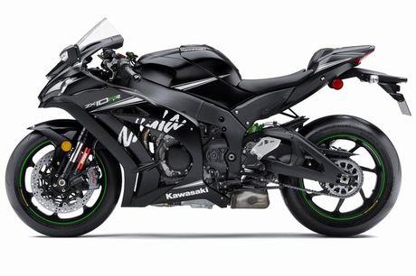 Kawasaki chinh thuc he lo mau xe nang cap ZX-10RR 2017 - Anh 12