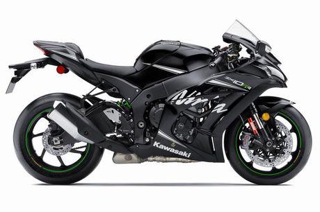 Kawasaki chinh thuc he lo mau xe nang cap ZX-10RR 2017 - Anh 13