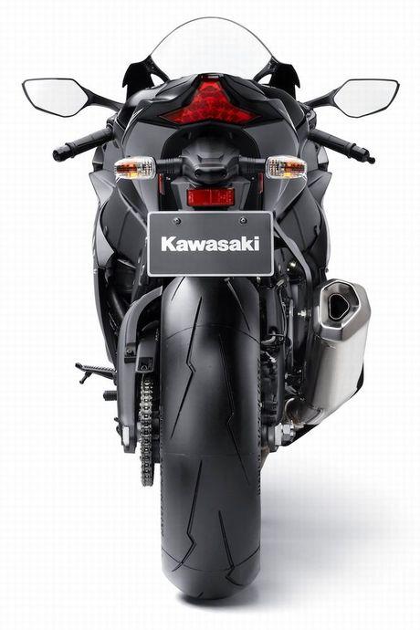 Kawasaki chinh thuc he lo mau xe nang cap ZX-10RR 2017 - Anh 6