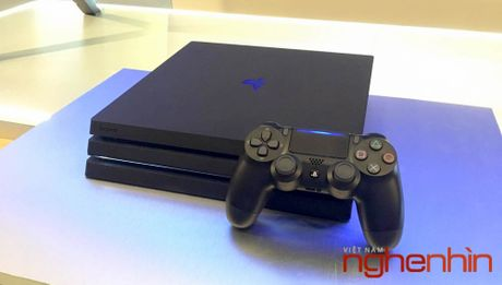 May choi game Sony Play Station 4 Pro ra mat thi truong Viet gia 13 trieu - Anh 3