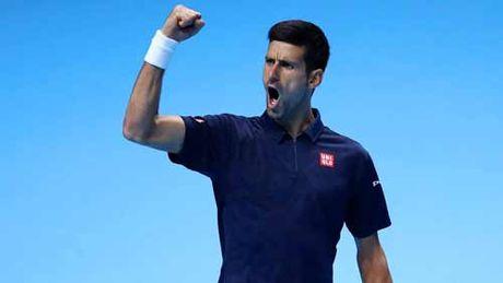 Djokovic, Thiem cung gianh ve di tiep - Anh 1
