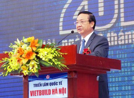 Hon 420 doanh nghiep tham du Vietbuild Ha Noi 2016 lan 3 - Anh 1