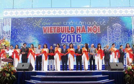 Hon 420 doanh nghiep tham du Vietbuild Ha Noi 2016 lan 3 - Anh 2
