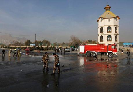 Danh bom tu sat o thu do Kabul, it nhat 4 nguoi thiet mang - Anh 1