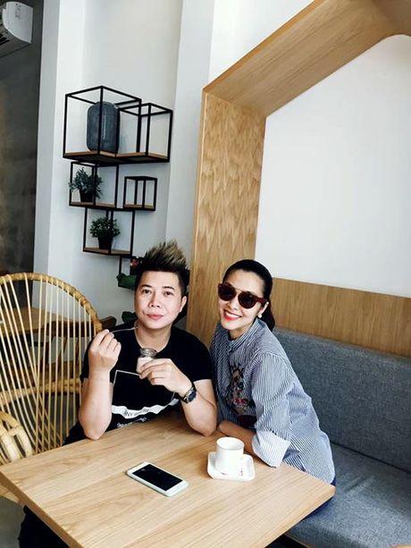 Nguoi dep Tang Thanh Ha lo dien sau tin don mang bau lan 2 - Anh 2