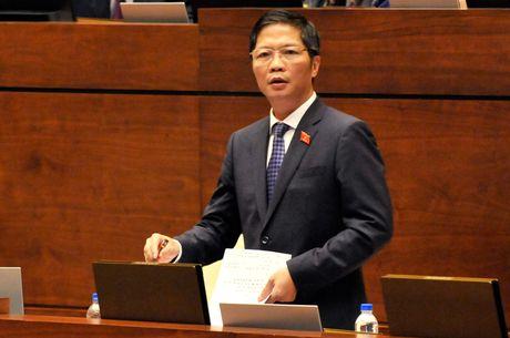 Bo truong Cong Thuong: Khong co loi ich nhom tai du an thep Ca Na - Anh 1