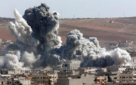 Quan doi Nga va Syria day manh khong kich giai phong Aleppo - Anh 1