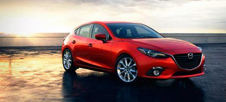 Vina Mazda trieu hoi 16.038 xe Mazda 3 - Anh 1