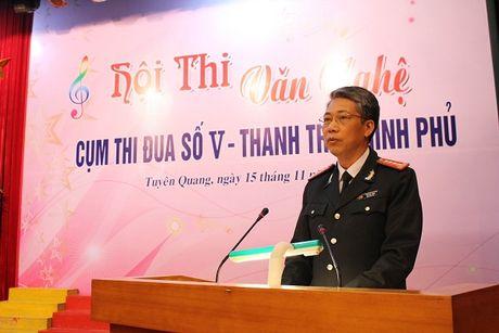 Hoi thi Van nghe: Thanh tra Yen Bai nhat Cum V - Anh 1