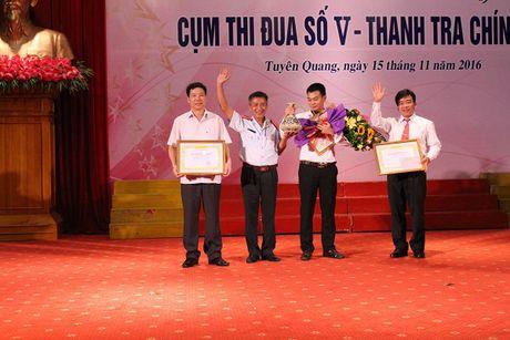 Hoi thi Van nghe: Thanh tra Yen Bai nhat Cum V - Anh 3