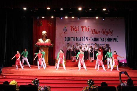 Hoi thi Van nghe: Thanh tra Yen Bai nhat Cum V - Anh 5