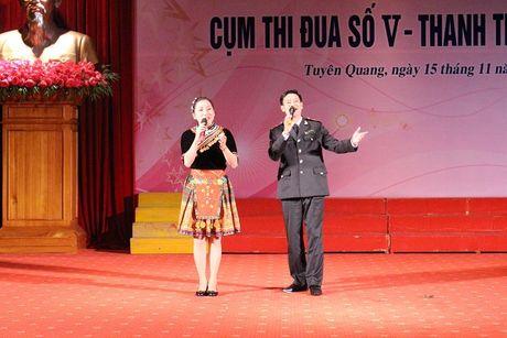 Hoi thi Van nghe: Thanh tra Yen Bai nhat Cum V - Anh 7