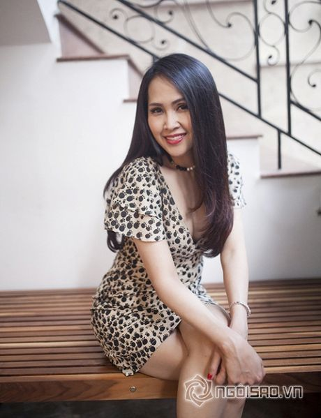 'Gai nhay' Minh Thu: 'Neu sexy khong dung cho, ho khong dung cach thi con lau moi noi tieng' - Anh 5