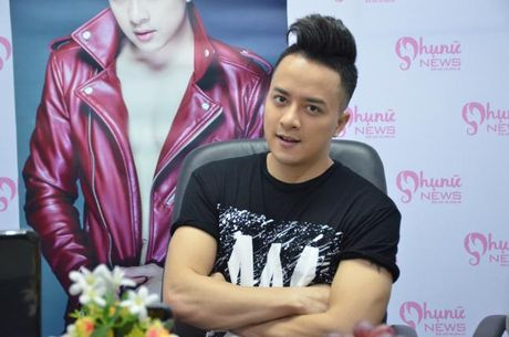 Cao Thai Son: 'Hoi xua minh thich scandal vi duoc moi nguoi chu y' - Anh 1
