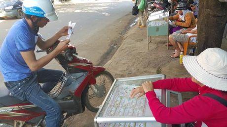Tran lan ve so kieu My tu chon, in san - Anh 1