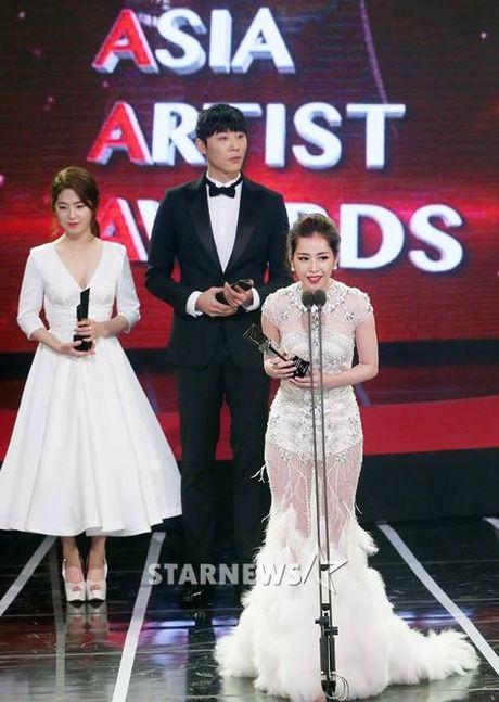 Han Quoc trao giai Nghe si moi Chau A, cong nhan tai nang cua Chi Pu - Anh 3
