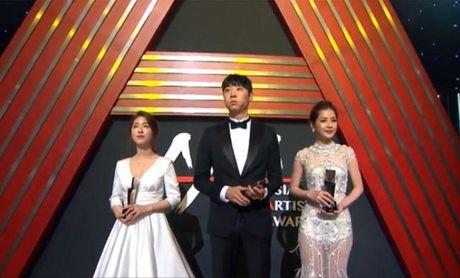 Han Quoc trao giai Nghe si moi Chau A, cong nhan tai nang cua Chi Pu - Anh 5