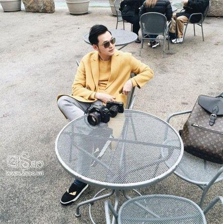 Trong thoi gian 'mat tich', Quang Vinh da lam gi? - Anh 2