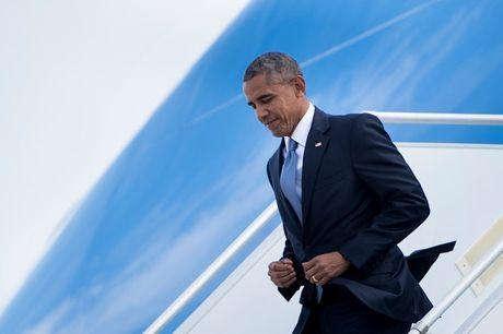Chuyen cong du cuoi cung cua Obama tren cuong vi tong thong My - Anh 1