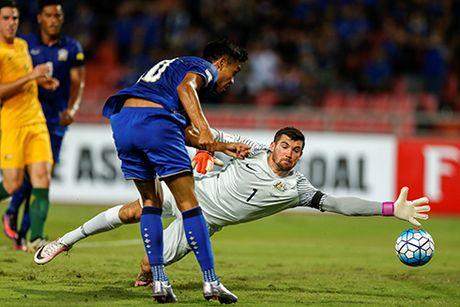 Thai Lan co diem dau tien o vong loai World Cup 2018 - Anh 1
