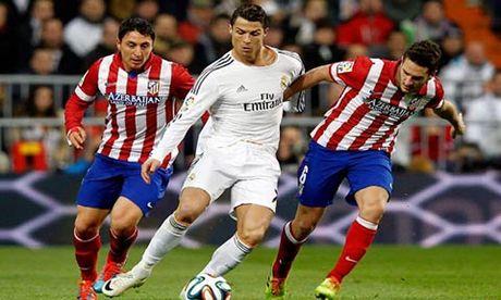 Dai chien M.U-Arsenal, Atletico-Real, Dortmund-Bayern, Milan-Inter vao cuoi tuan - Anh 3