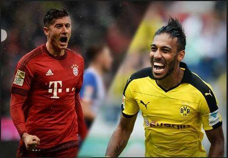 Dai chien M.U-Arsenal, Atletico-Real, Dortmund-Bayern, Milan-Inter vao cuoi tuan - Anh 4