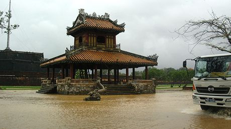 Giai phap tai chinh cho rui ro thien tai tai Viet Nam - Anh 1