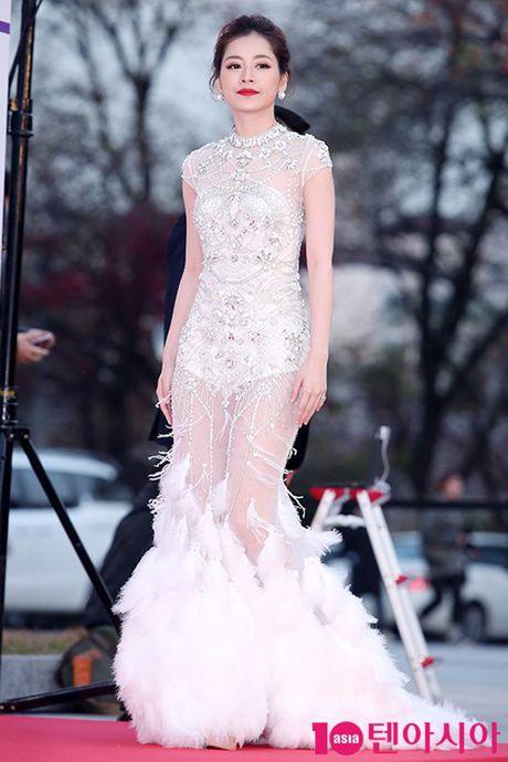 'Nu than tham do' Asia Artist Awards 2016 khong ai khac chinh la Chi Pu! - Anh 16