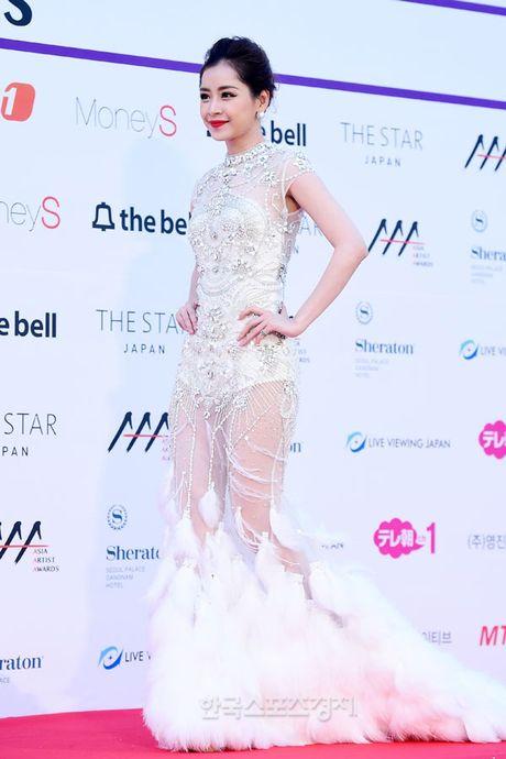'Nu than tham do' Asia Artist Awards 2016 khong ai khac chinh la Chi Pu! - Anh 19
