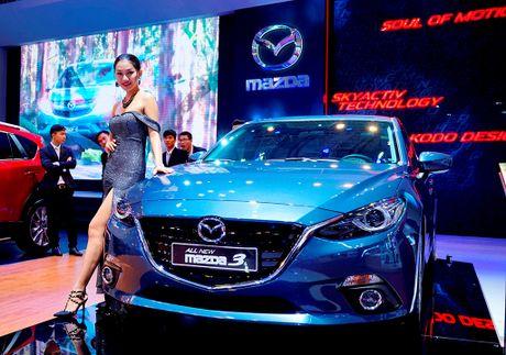 Trieu hoi hon 16.000 xe Mazda3 tai Viet Nam do loi tui khi - Anh 1