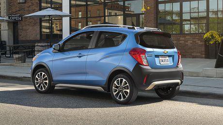 Chevrolet Spark Activ 2017 the thao hon, gia tu 16.945 USD - Anh 2