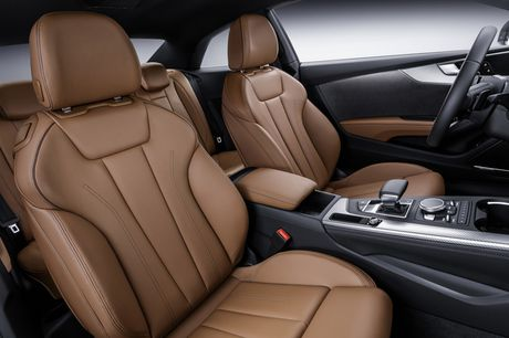 Audi A5 the he moi, coupe the thao di nguoc xu huong - Anh 6