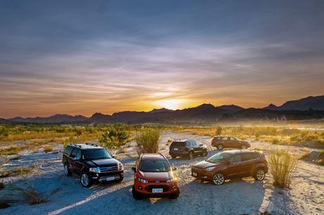 Hanh trinh Ford SUV: Trai nghiem California giua long Dong Nam A - Anh 1