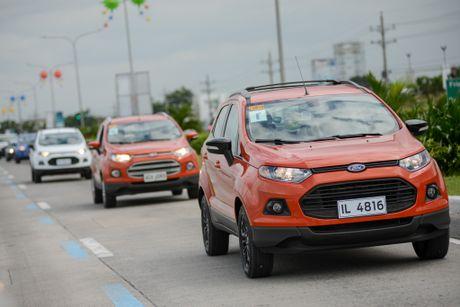 Hanh trinh Ford SUV: Trai nghiem California giua long Dong Nam A - Anh 3