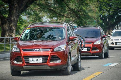 Hanh trinh Ford SUV: Trai nghiem California giua long Dong Nam A - Anh 5