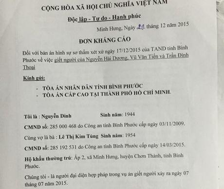 Cho doi mot ban an phuc tham 'thau tinh dat ly' - Anh 1