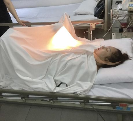 Tinh trang suc khoe cua Phi Thanh Van sau khi dot quy - Anh 2
