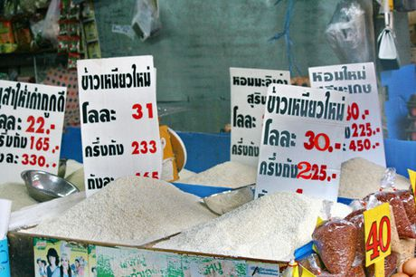 Campuchia tang xuat khau gao - Anh 1