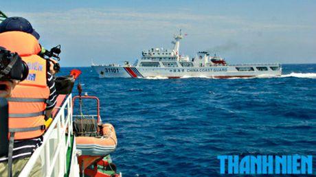Thuc day vai tro cua ASEAN trong van de Bien Dong - Anh 1