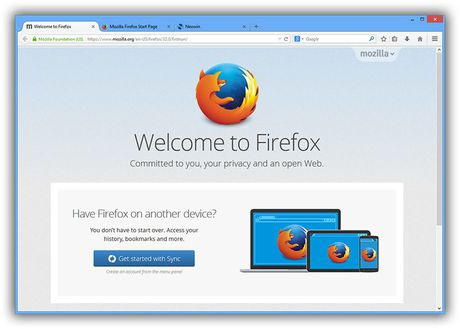 Mozilla trinh lang Firefox 50, tang toc do luot web - Anh 1